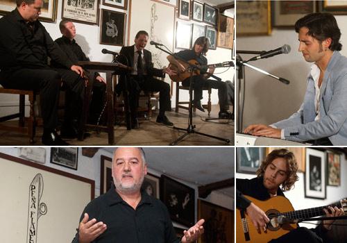 La Semana Cultural de la Peña Flamenca de Córdoba ha rendido homenaje al Conservatorio de Córdoba con tres días de conferencias y actuaciones. Foto: Toni Blanco.