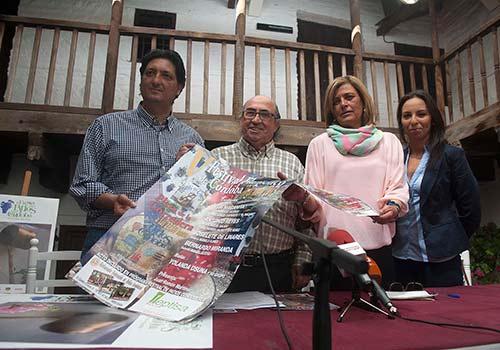 Acto de presentación del cartel del V Festival Flamenco de Córdoba en la Posada del Potro. Foto: Toni Blanco.