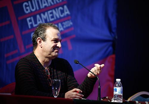 Gerardo Nüñez. Guitarra Flamenca. Maestros de la Guitarra Flamenca. Congreso de Guitarra Flamenca de Córdoba