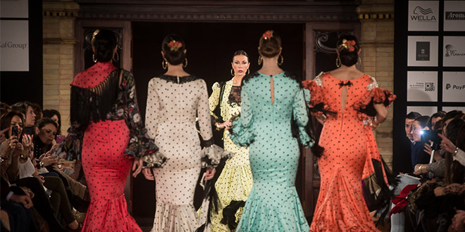 7ff61fe5c We love Flamenco 2016. Mario Gallardo | Moda Flamenca