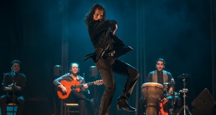 Farruquito, en el Homenaje a Farruco - Córdoba - Baile Flamenco - Bailaor