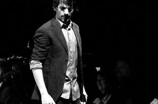 El bailaor cordobés Daniel Navarro, en una de sus actuaciones'. Foto: cordobaflamenca.com