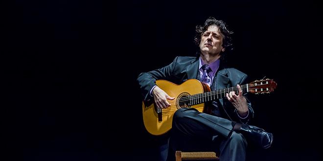 Juan Manuel Cañizares - Guitarra Flamenca - Concertista de Guitarra Flamenca -