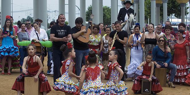 Mayo cordobés - Feria de Córdoba