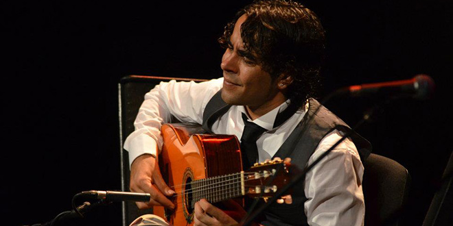Daniel Casares - Flamenco - Guitarra Flamenca - Guernica - Festival Guitarra de Córdoba