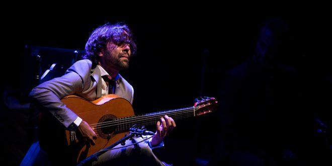 Daniel Casares, en el Gran Teatro de Córdoba. Foto: Miguel Valverde.