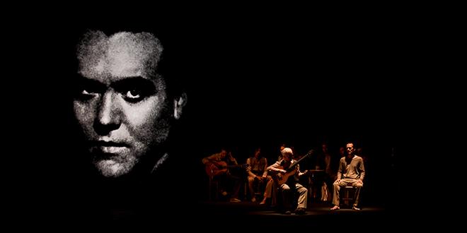 La figura del poeta granadino está presente a lo largo de gran parte de 'Patrias'. Foto: Miguel Valverde.