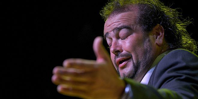 Miguel de Tena - Artistas Flamencos - Flamenco Extremadura - Cante Flamenco - Cante Jondo