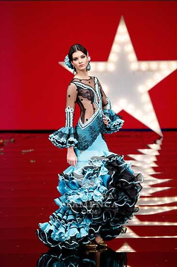 ab91cd800 Simof 2017. El Abanico Artesanía | Moda Flamenca