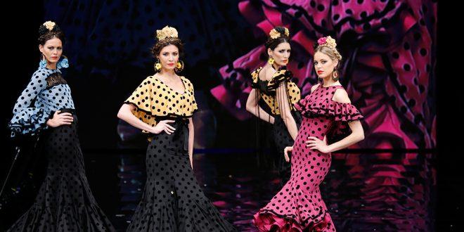 Colección de Flamenca de Sara de Benítez en Simof 2017.