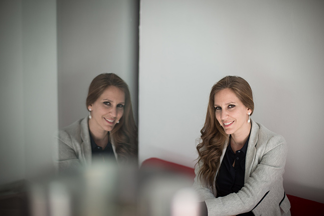 Entrevista a María Toledo.
