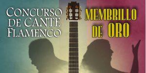 Concurso de Cante Membrillo de Oro | 4ª Eliminatoria @ Patio Exconvento de Los Frailes | Puente Genil | Andalucía | España
