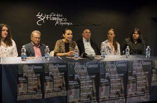 presentación del IX Festival Flamenco de Córdoba