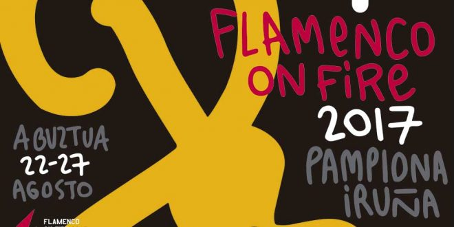 Flamenco on Fire 2017