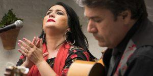 Recital Flamenco | Anabel Castillo y Luis Ruiz 'Calerito' @ El huerto de Juan | Montemayor | Andalucía | España