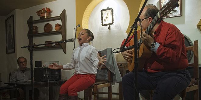 Premio de Flamenco Agustín Gómez - Ateneo de Córdoba