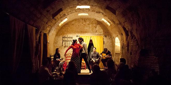 Tablao Flamenco Arte y Sabores Córdoba - Venta entradas