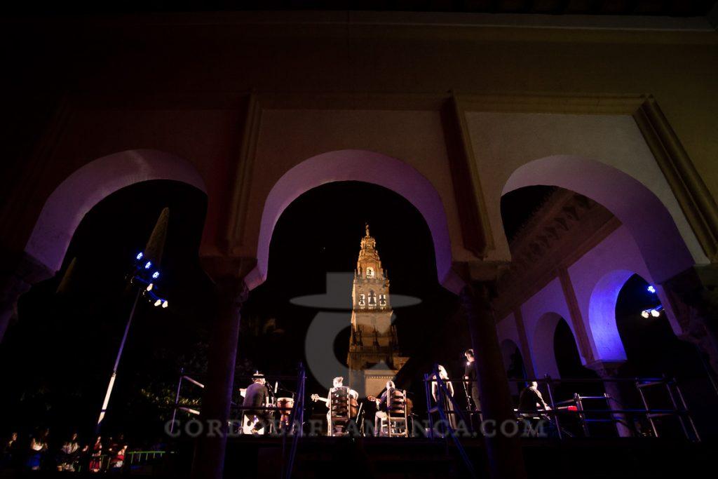 Homenaje a los guitarreros. Noche Blanca del Flamenco 2017. Foto: Miguel Valverde.