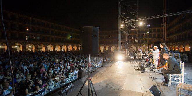 El Pele. Noche Blanca del Flamenco 2017. Foto: M. Valverde.