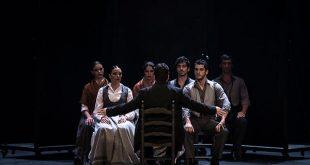 '...Aquel Silverio'. Ballet Flamenco de Andalucía en Gran Teatro de Córdoba. Foto: M. Valverde.