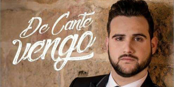 'De cante vengo', nuevo disco el cantaro Bernardo Miranda
