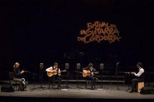 Juan Manuel Cañizares en el Festival de la Guitarra de Córdoba