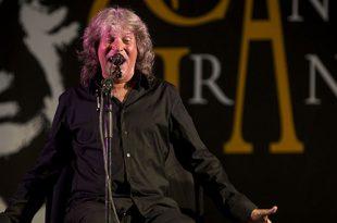 José Mercé en el Festival de Cante Grande de Puente Genil. Foto: M. Valverde.