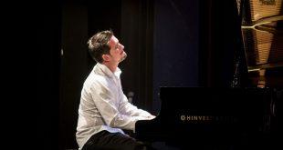 El pianista cordobés Juan Antonio Sánchez disputará la semifinal del Festival Internacional del Cante de Las Minas de La Unión. Foto: M. Valverde.