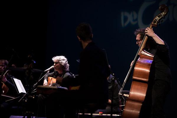 Mayte Martín. Tempo Rubato. Festival de la Guitarra de Córdoba. Foto: Miguel Valverde.