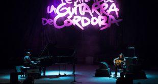 Concierto 'Spain Forever' de Michel Camilo y Tomatito en el Festival de la Guitarra 2017. Foto: cordobaflamenca.com