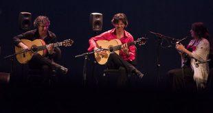 Concierto de Niño Pura en el Festival de la Guitarra. Foto: cordobaflamenca.com