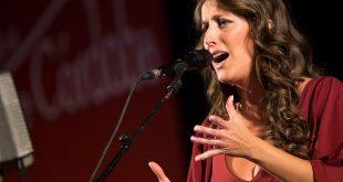 Argentina - cantaora de flamenco
