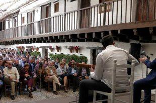 Ciclo Matinales Flamencas en el Centro Flamenco Fosforito. Foto: cordobaflamenca.com