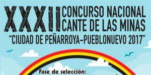 XXXII Concurso Nacional de Cante de las Minas @ Centro Polivalente | Peñarroya-Pueblonuevo | Córdoba | España