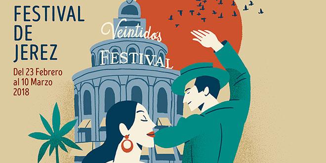 Festival de Jerez 2018. Programación de espectáculos