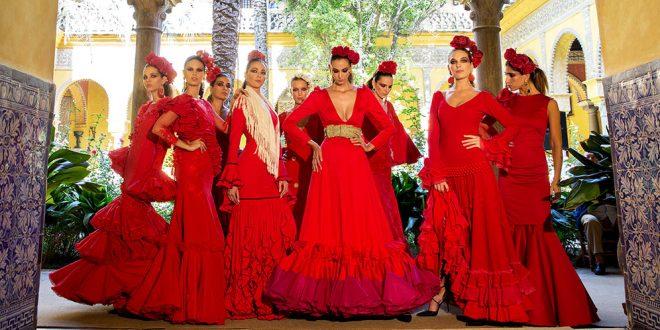 We love Flamenco 2018 - Presentación en el Palacio de las Dueñas de Sevilla.