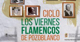 viernes flamencos de pozoblanco 2017 - 2018