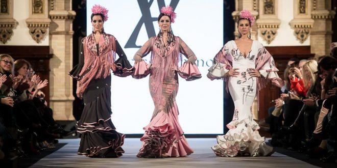 Ángeles Verano - We love Flamenco 2018 - Trajes de Flamenca 2018 - Moda Flamenca 2018