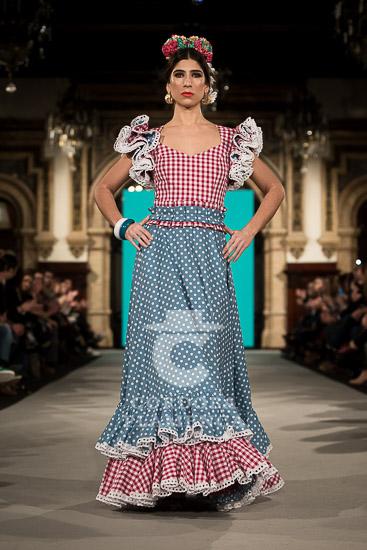 Mercedes Dobenal - We love Flamenco 2018 - Trajes de Flamenca 2018 - Moda Flamenca 218