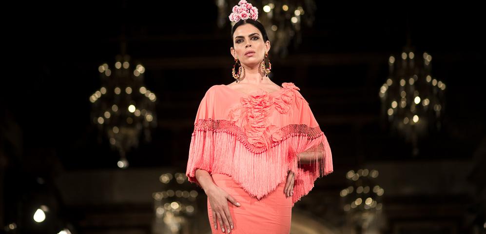 José Hidalgo - We love Flamenco 2018 - Trajes de Flamenca 2018 - Moda Flamenca 2018
