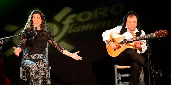 María José Pérez. Lámpara Minera 2015 - Disco Trazos - Single 'De la luz del agua'