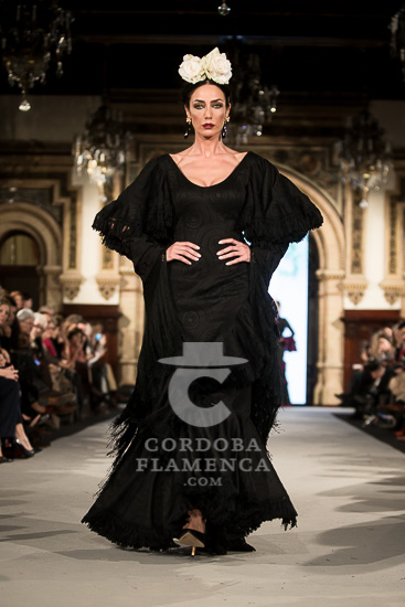 Pepa Garrido - We love Flamenco 2018- Moda Flamenca 2018 - Trajes de Flamenca  2018 eb111f92f46
