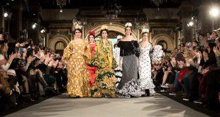 Pepa Garrido - We love Flamenco 2018- Moda Flamenca 2018 - Trajes de Flamenca 2018