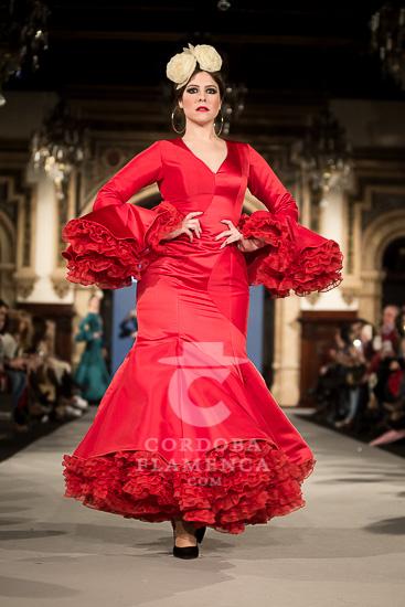 Pepe Fernández Sevillanía - We love Flamenco - Trajes de Flamenca 2018 - Moda Flamenca 2018