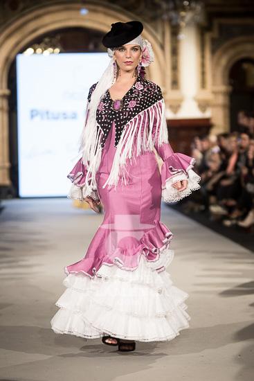 Pitusa Gasul - We love Flamenco 2018 - Trajes de Flamenca 2018 - Moda Flamenca 2018