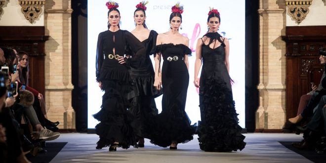 Belúlah - We love Flamenco 2018 - Trajes de Flamenca 2018 - Moda Flamenca 2018