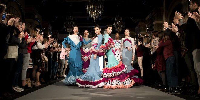 Juan Boleco- We love Flamenco 2018 - Moda Flamenca 2018 - Trajes de Flamenca 2018