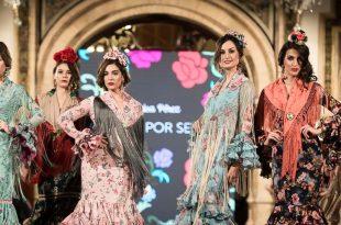 Luisa Pérez - We love Flamenco 2018 - Moda Flamenca 2018 - Trajes de Flamenca 2018
