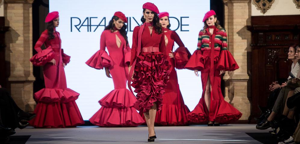 Rafa Valverde - We love Flamenco 2018 - Moda Flamenca - Trajes de Flamenca