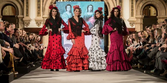 Fabiola - We love Flamenco 2018 - Moda Flamenca - Trajes de Flamenca